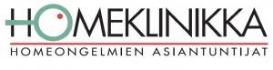 Homeklinikka, muokattu logo